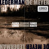 LEDERMAN - DE MEYER Eleven Grinding Songs LIMITED 2CD Digipack 2018 FRONT 242