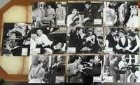 10  Original Aushangfotos Der Prügelknabe Jerry Lewis Dean Martin s/w