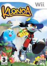 Klonoa (Nintendo Wii, 2009) - European Version