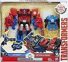 Transformers Combiner Force: HI-Test and Optimus Prime Action Figure