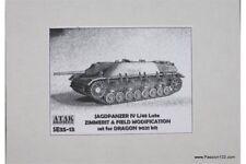 ATAK Model SE35-13 1/35 Zimmerit Jagdpanzer IV/48 late + Field Modificatio