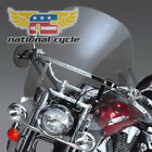National Cycle N21125 SwitchBlade 2-Up Windshield Clear