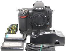 Nikon D3X 24.5 MP DSLR SLR-Digitalkamera Gehäuse Body 23676 Auslöser TOP