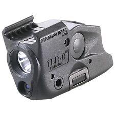 Streamlight TLR-6 Rail Mount LED Light & Red Laser Glock Railed Handguns - 69290