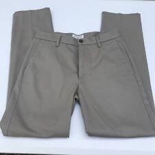 Dockers 29X35 Men's Pants Slim Fit Beige Dress Pants
