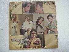 HAMARI BAHU ALKA  RAJESH ROSHAN 2221 564 1981 RARE BOLLYWOOD india ep RECORD  vg