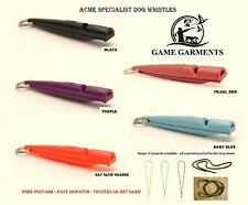 More details for acme specialist dog whistles, recall obedience & hunting dog call.