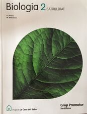Libro Biologia 2° Baxillerat Santillana