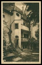 Bayern Ak Rothenburg Ob Der Tauber Alte Ansichtskarte Foto-ak Postcard Cx48