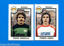 CALCIATORI PANINI 1982-83 - Figurina-Sticker n. 490 - MASCELL#FASOLI- MONZA -Rec