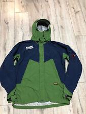 Men's Mammut Matterhorn Extreme Goretex XCR Green Jacket Size L