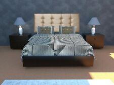 Cabecero de cama DIAMANTE 105x62cm , polipiel beige