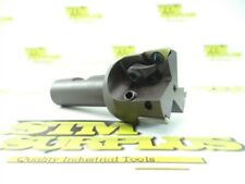 """New listing New 1-1/2"""" Indexable End Mill 3 Position 3/4"""" Shank"""