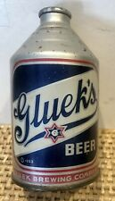 Gluek's Cone top Beer Can.12 ounce.Minneapolis, Minnesota/Mn/Minn