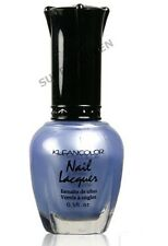 Kleancolor Collection Nail Polish # 11 Blue Pearl 5 fl.oz