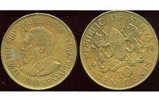 KENYA   10 cents  1978