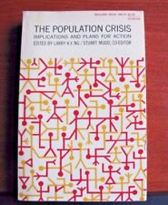 The Population Crisis: Implications and Plans for Action - 1966 PB - Ng & Mudd