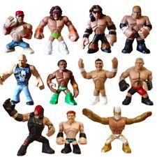 Mattel WWE Rumblers Action Figure Bundle RP £60 WWF Ultimate Warrior John Cena