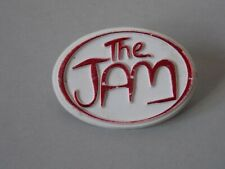 The Jam Plastic Badge Original From The 1980s