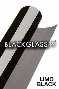 BLACKGLASS IX Window Tint Film Premium Quality Tinting Film Roll For Car, Van