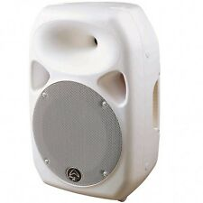 WHARFEDALE PRO TITAN 8 MK II ACTIVE WHITE CASSA BI-AMPLIFICATA BIANCA 360W