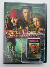 Pirates of the Caribbean: Dead Man's Chest (Dvd, 2006, Widescreen) Region 1 Ntsc