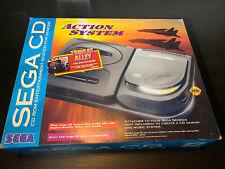 Sega CD Black Game System Tomcat Alley New Open Box