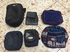Old Sony MD Player Recorder Mini disc disk Disks Storage Travel Cases Bags
