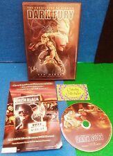 The Chronicles of Riddick - Dark Fury (DVD, 2004) Free Shipping