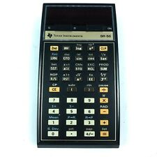Vintage Texas Instruments Sr 56 Electronic Programmable Calculator Untested 4.C2