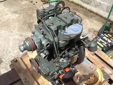 Lister Petter LPW2 Onan DN2M 2 cylinder diesel engine complete less flywheel