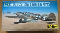 """Heller Model Kit Messerschmitt Bf 108B """"Taifun"""" Scale 1:72"""