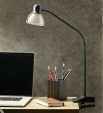 Studio 3B Functional LED Clip Lamp Matte Black Table Desk Adjustable Light Decor