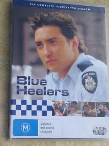 Blue Heelers Complete Season 14 (3DVD)