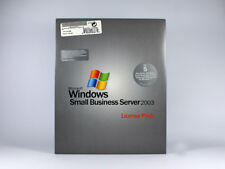 5 Benutzer-CALs / User-CALs für Windows Small Business 2003 Server, SBS 2003