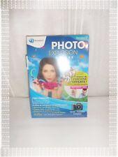 Logiciel Photo Explosion de Luxe Micro Application Neuf