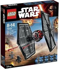 Lego Star Wars 75101 first order Special Forces tie figther nave espacial episodio 7