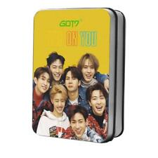 K-POP GOT7 Eyes On You Lomo Card JB JACKSON MARK HD Polaroid Photocard 30pcs/set