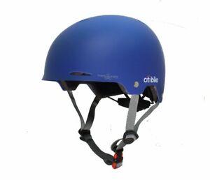 NEW Citi Bike Triple Eight Gotham Dual Certified MIPS Helmet S/M Blue