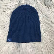 daeccc27e50 Burton Youth Boys Dnd Beanie Blue Ski Snow Winter Toboggan Hat NEW