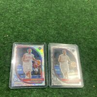 2020-21 Panini Prizm Steph Curry Team USA Silver Prizm And Base  Fast Shipping