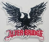 """Alter Bridge Embroidered Iron On Sew On Rock Jacket Patch 3"""""""