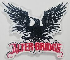 Alter Bridge Embroidered Iron On Sew On Rock Shirt Jacket Patch 3""