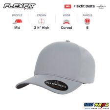 FLEXFIT 180 DELTA TECH Mens Delta Cap Structured mid-profile six-panel Hat