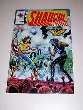 Shadowman #19 (1993) Valiant unread 1st appearance Aerosmith in comics