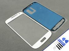 FRONTGLAS für SAMSUNG Galaxy S4 MINI WEISS Glas Display Touchscreen NEU & OVP