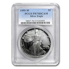1995-W Proof Silver American Eagle PR-70 PCGS (Registry Set) - SKU #77789