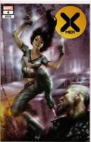 X-MEN #4 (LUCIO PARRILLO EXCLUSIVE VARIANT) COMIC BOOK ~ Marvel ~ IN STOCK