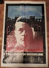 """Original/Vintage (1983) """"The Lords of Discipline"""" Movie Theater Poster"""