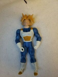 Dragon Ball Z GT Action Figure Ultra Super Saiyan Trunks Jakks Rare